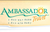 Ambassador Travel Logo