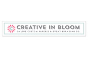 Creative in Bloom Logo