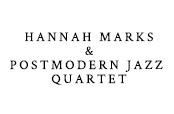 Hannah Marks & Postmodern Jazz Quartet Logo