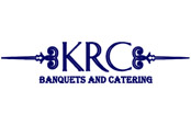 KRC Banquets and Catering Logo
