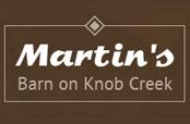Martin's Barn on Knob Creek Logo