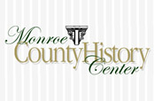 Monroe County History Center Logo
