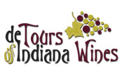 de Tours of Indiana Wines Logo