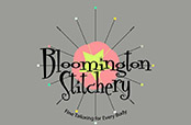 Bloomington Stitchery Logo