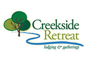 Creekside Retreat Logo
