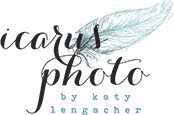 Icarus Photography logo